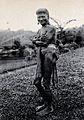 Sarawak; a Ukit tribesman. Photograph. Wellcome V0037430.jpg