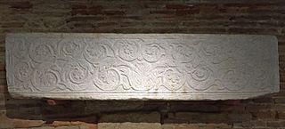 Cuve de sarcophage (Ra 809 c)