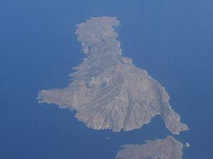 Saria Island - Image: Saria Island Greece