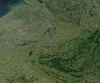 Satellite image of Belgium in July 2001.jpg