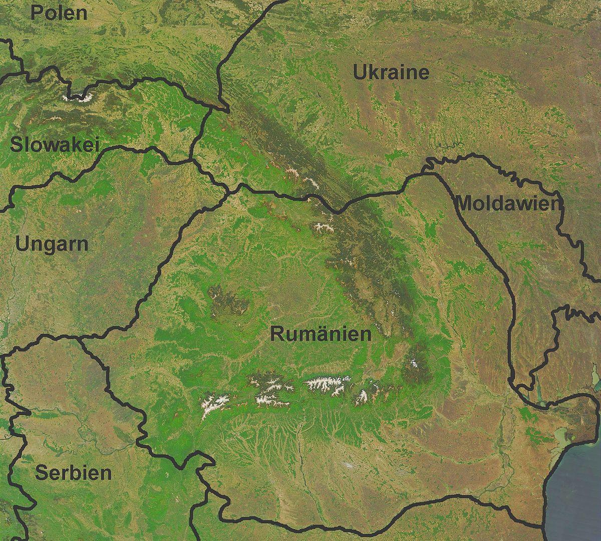 Karpaten Wikipedia