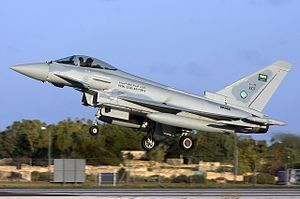 Armed Forces of Saudi Arabia - Eurofighter Typhoon