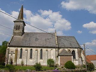 Saulchoy Commune in Hauts-de-France, France