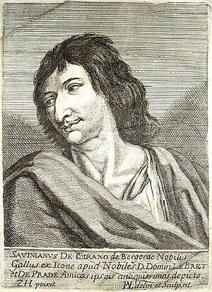Cyrano de Bergerac, Savinien de (1619-1655)
