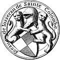Sceau de Josserand de Sainte-Colombe.jpg