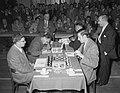 Schaaktoernooi partijen Rusland tegen Nederland Amsterdam, Bestanddeelnr 906-7098.jpg