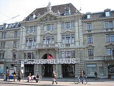 Schauspielhaus...