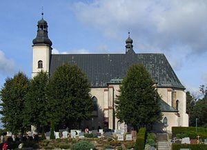 Szymiszów - Church in Szymiszów