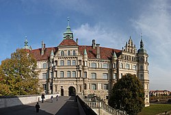 Güstrow Palace, a marvel of Renaissance architecture