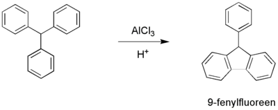 An example of the Scholl reaction