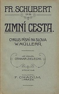 Schubert Zimní cesta 1906.jpg