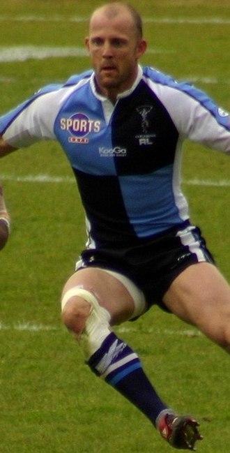 Scott Hill (rugby league) - Image: Scott Hill Harlequins RL