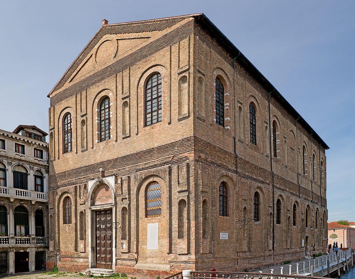 Scuola nuova di santa maria della misericordia wikipedia for Scuola sansovino venezia