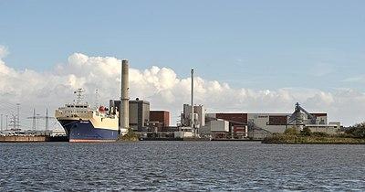 Picture of Kraftwerk Emden