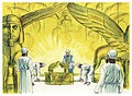 Second Book of Chronicles Chapter 3-2 (Bible Illustrations by Sweet Media).jpg
