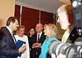 Secretary Clinton Poses with Umit Boyner and Rifat Hisarcıklıoğlu.jpg