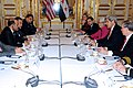 Secretary Kerry, U.S. Delegation Meets With Syrian Opposition Coalition in Paris (11936621516).jpg