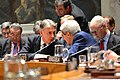 Secretary Kerry Chats With UK Foreign Secretary Hammond at a Meeting on International Peace and Security and Countering Terrorism at the UN in New York City (21824991466).jpg