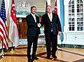 Secretary Pompeo Meets With Singaporean Foreign Minister Balakrishnan (40897942053).jpg