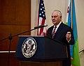 Secretary Tillerson Address Embassy Personnel in Djibouti (39998225084).jpg