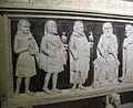 Seguace dei bertini, sepolcro di raimondo del balzo, 1375 ca. 02.JPG