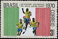 Selo da Copa de 1970 3 cruzeiros.jpg