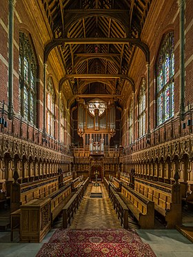 Chapel at Selwyn College, Cambridge