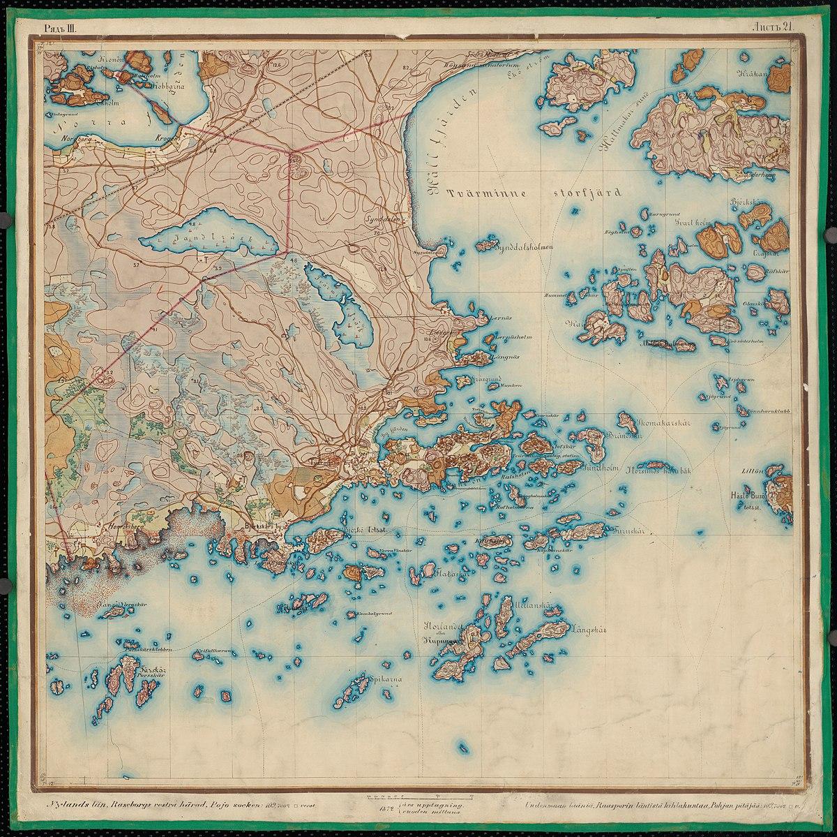 File Senate Atlas 1870 1907 Sheet Iii 21 Tammisaari Jpg