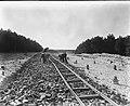 Serie in Zandvoort opdracht BAtavus Herstel spoorbaan, Bestanddeelnr 902-6410.jpg