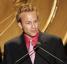 Seth Doane at Peabody Awards in 2005.jpg