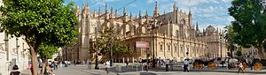 Seville panorama
