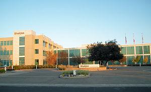 Shaklee - Shaklee headquarters in Pleasanton