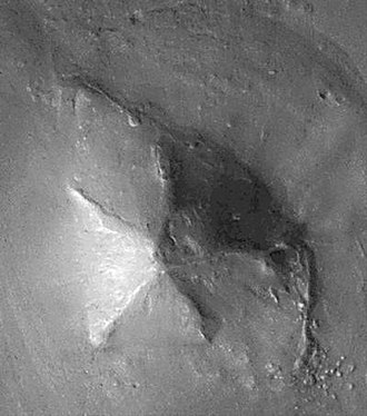 Cydonia (region of Mars) - Image: Sheep 2 small