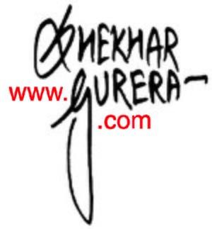 Shekhar Gurera - ShekharGurera.com sign logo