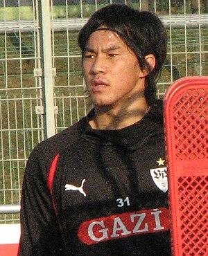 Shinji Okazaki - Image: Shinji okazaki