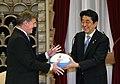 Shinzo Abe and Bill English 2017 (9).jpg