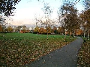 Shirley, West Midlands - Shirley park, Shirley