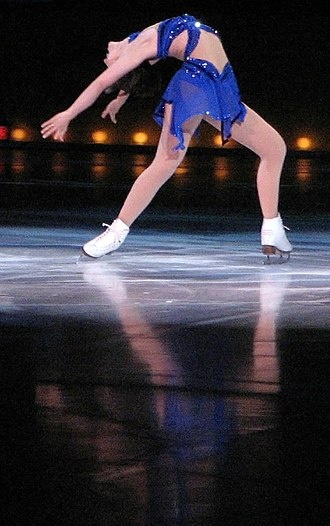 Champions on Ice - Shizuka Arakawa performs during a Champions on Ice show in 2006.