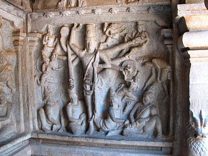 Shore Temple, Relief carvings 01 (2280817649).jpg