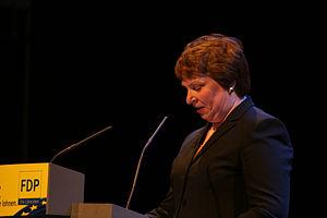 Sibylle Laurischk - Image: Sibylle Laurischk