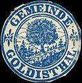 Siegelmarke Gemeinde Goldisthal W0310746.jpg