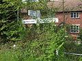 Signpost. - geograph.org.uk - 170182.jpg