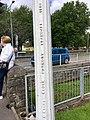 Signpost at junction with Fairwater Road, Fairwater, August 2019 07.jpg