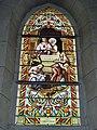 Signy-l'Abbaye (Ardennes) église, vitrail 04.JPG