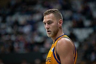 Siim-Sander Vene Estonian basketball player