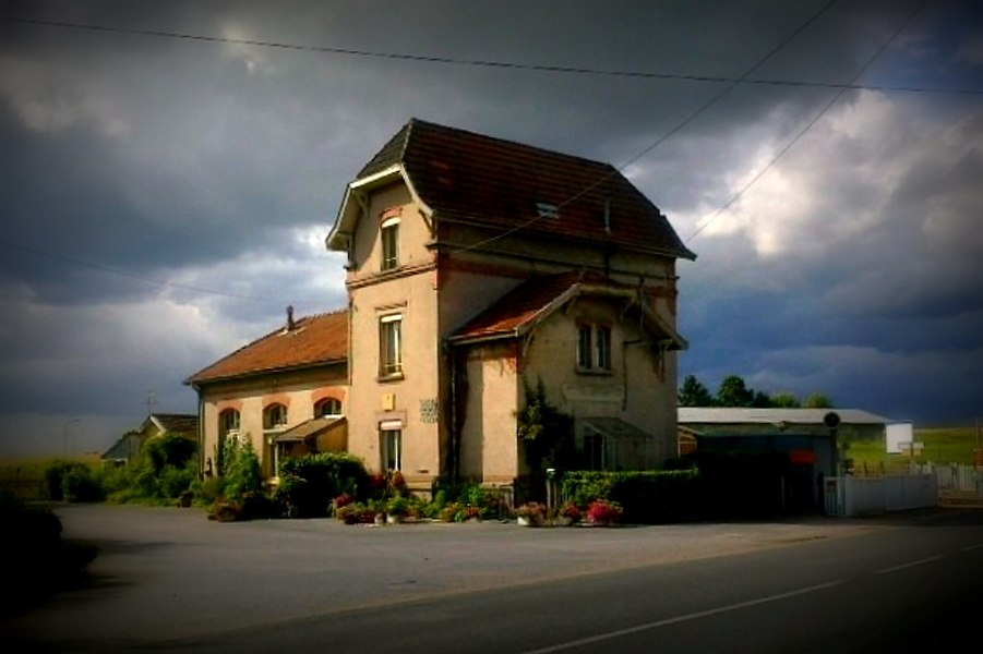 Gare de Sillery