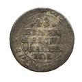Silvermynt från Svenska Pommern, 1-48 riksdaler, 1763 - Skoklosters slott - 109163.tif