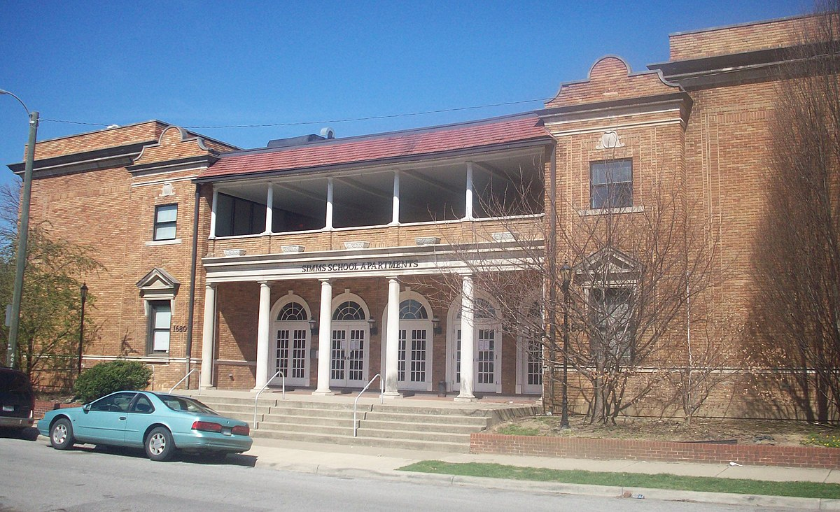 Simms School Building Wikipedia