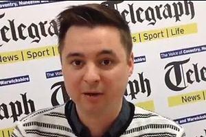 Simon Gilbert (journalist) - Simon Gilbert