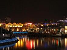 Singapore Clarke-Quay Nov-2009.JPG